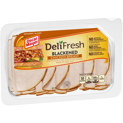 Oscar Mayer Deli Fresh Blackened Chicken Breast 8 oz Tray