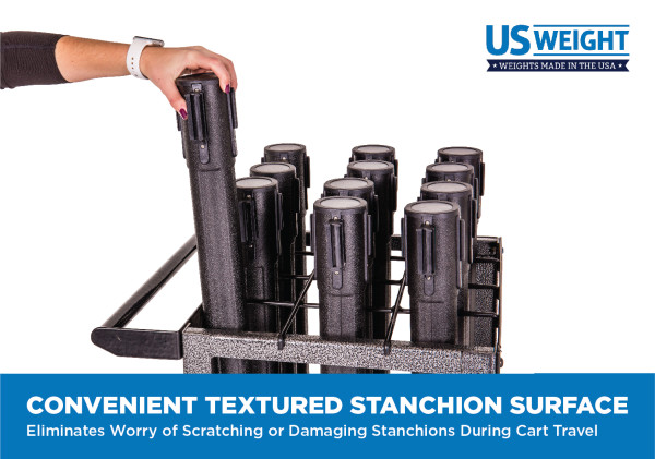 Statesman Cart Bundle - Sentry QS 4
