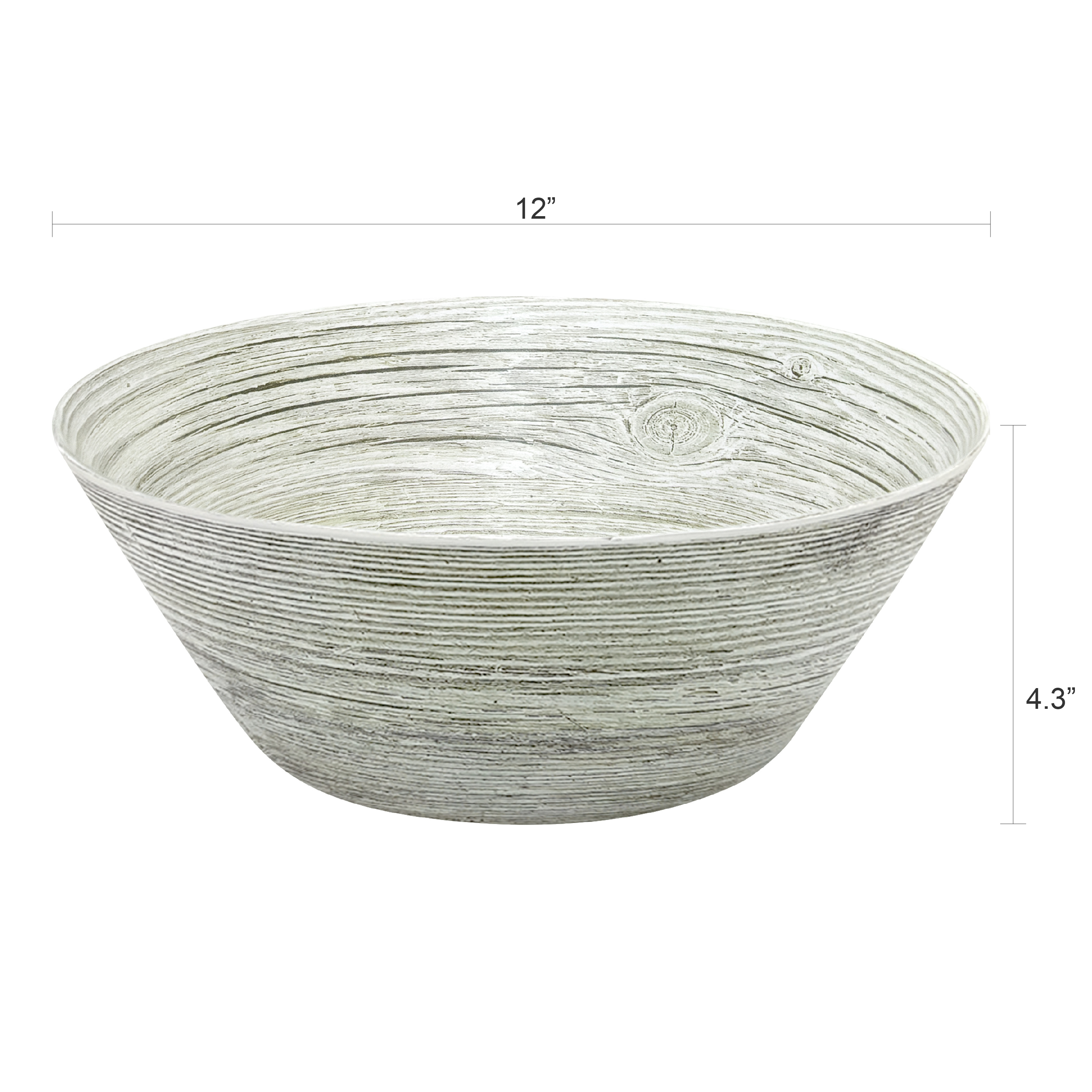 Zak Style Serving and Dip Bowls, Assorted Colors, 4-piece set slideshow image 4