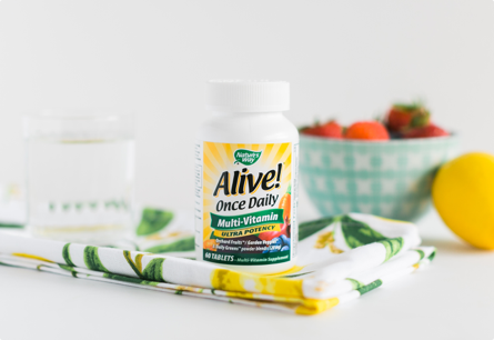 Ultra Potent Multivitamins for Your Ultra Busy Life