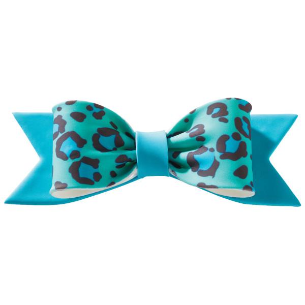 Animal Print Assortment Gum Paste Bows