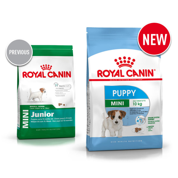 mini junior dog food royal canin. Black Bedroom Furniture Sets. Home Design Ideas