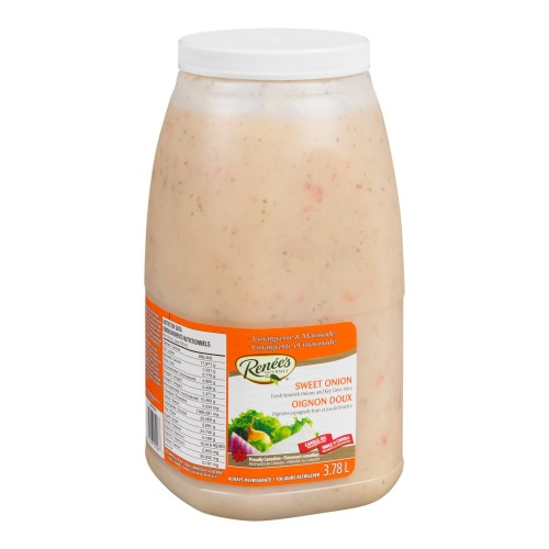 RENÉE'S Sweet Onion Vinaigrette 3.78L 2