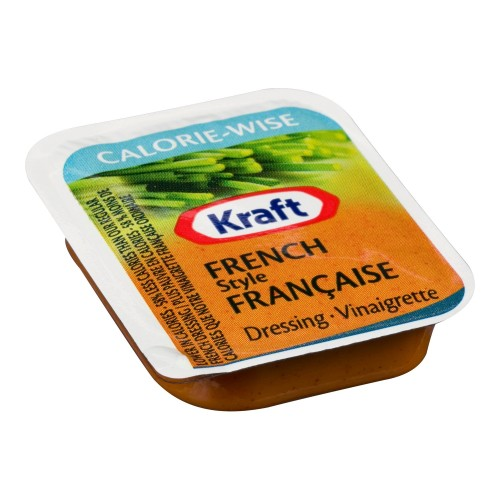 KRAFT Calorie Wise French Dressing 16ml 200
