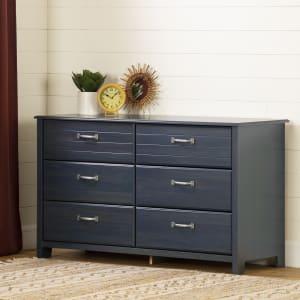 Asten - 6-Drawer Double Dresser