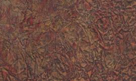 Crescent Mahogany Leather 32x40