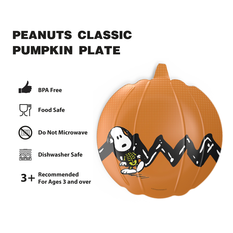 Peanuts Kid's Mealtime Set, The Great Pumpkin, 3-piece set slideshow image 6