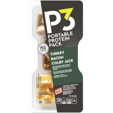 Oscar Mayer P3 Oven Roasted Turkey Protein Power Pack Tray, 2.1 oz