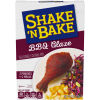 Kraft Shake 'n Bake BBQ Glaze Seasoned Coating Mix 6 oz Box