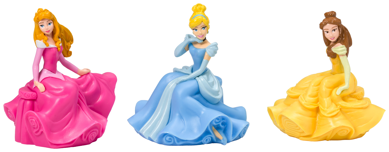Disney Princess Once Upon A Moment Decoset 174 Decopac