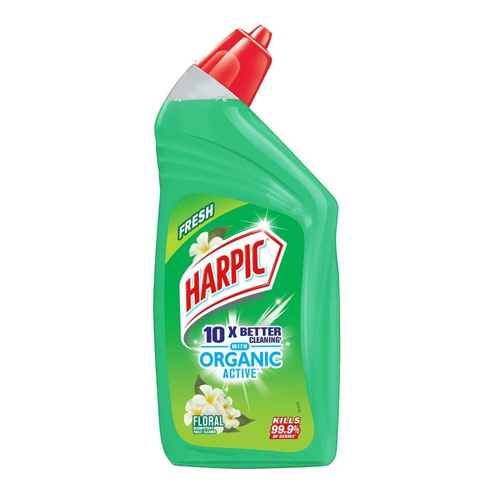 Harpic Organic Active Floral