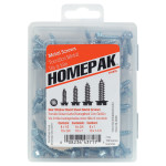 HOMEPAK HWH Sheet Metal Screws Assortment