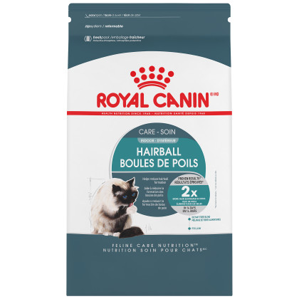 Royal Canin Feline Care Nutrition Indoor Hairball Care Dry Cat Food