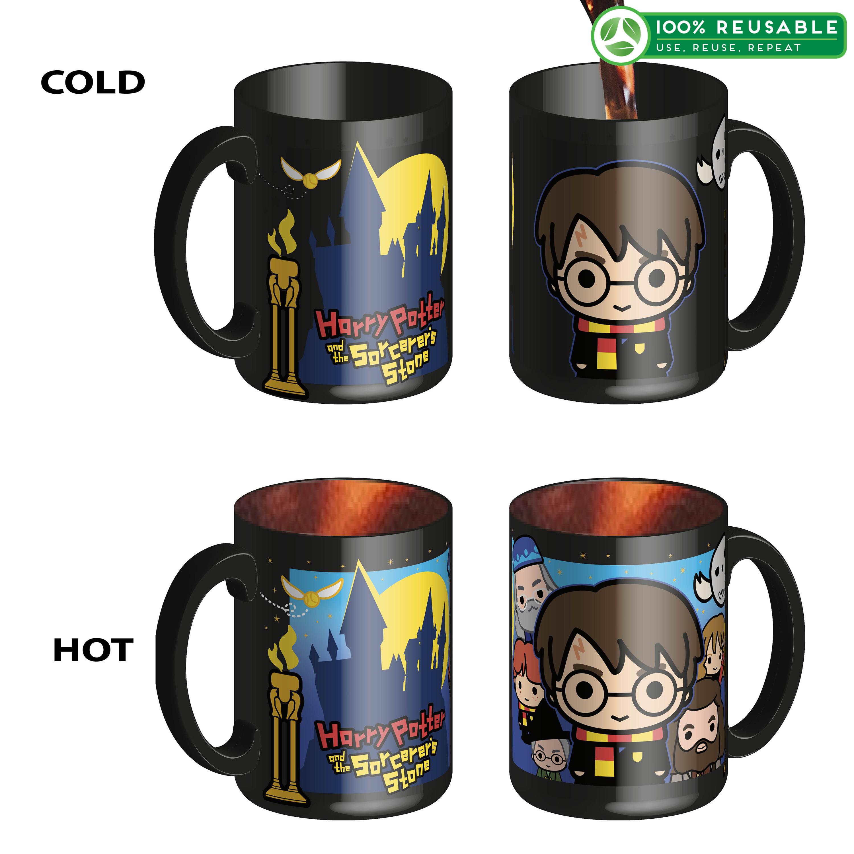 Harry Potter 15 oz. Coffee Mug, The Sorcerer's Stone slideshow image 1