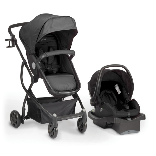 Stroller is designed for child up to 50 lbs
