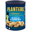 Planters Deluxe Whole Cashews 6 oz Canister