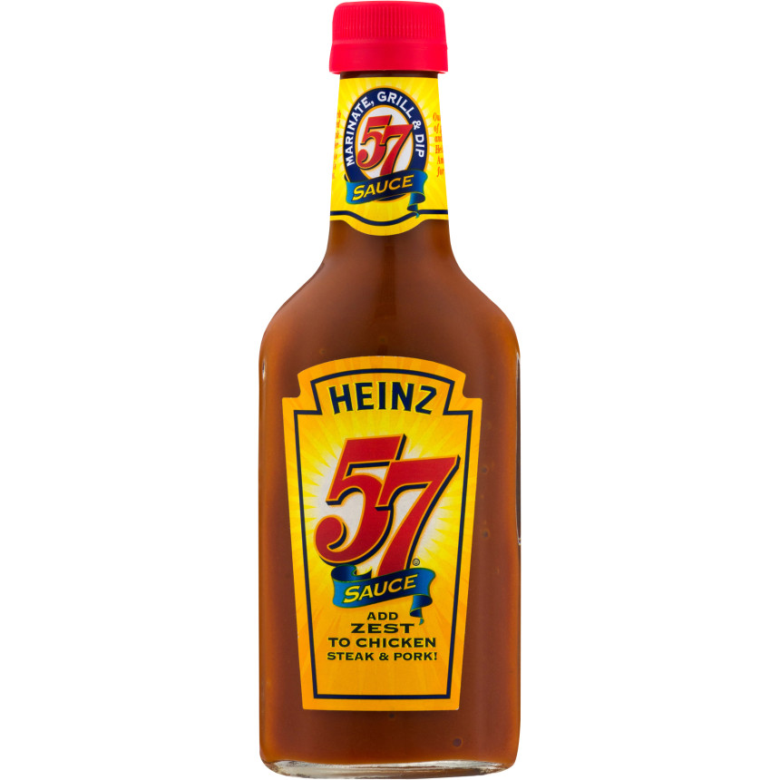 Heinz 57 Sauce, 10 oz Bottle