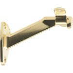 Hardware Essentials Extended Neck Handrail Brackets