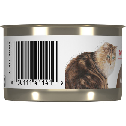 Aging 12+ Loaf In Sauce Canned Cat Food