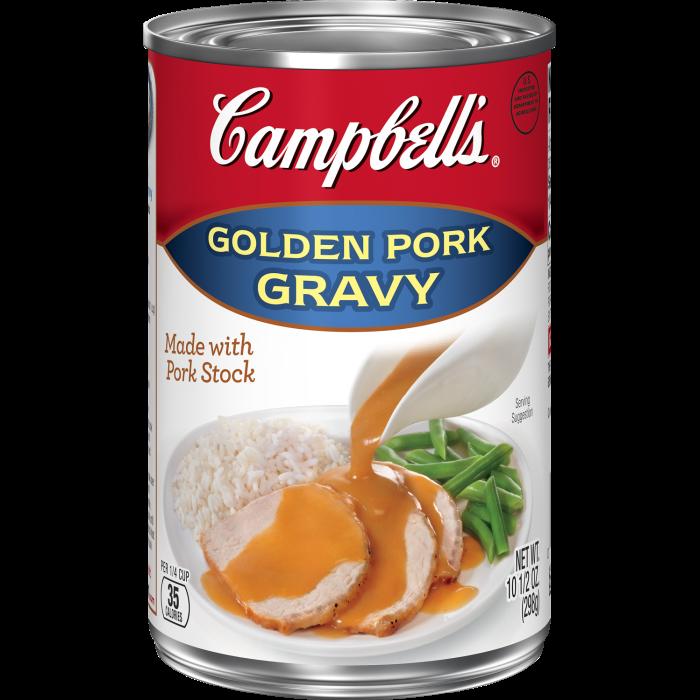 Golden Pork Gravy