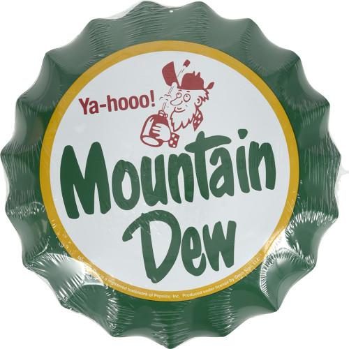 Bottle Cap Mountain Dew (12