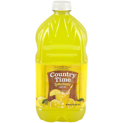 Country Time Lemonade Ready-to-Drink Soft Drink 64 fl oz Bottle