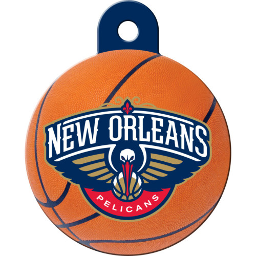 New Orleans Pelicans Large Circle Quick-Tag 5 Pack