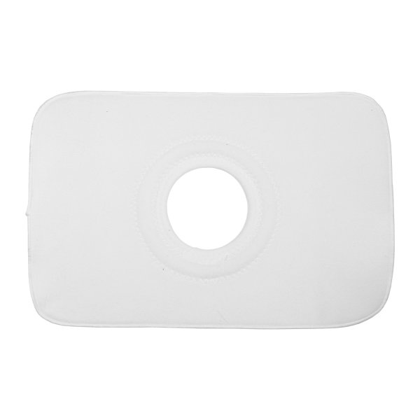 Ostomy Replacement Pad, Fits 6 Inch Binder, 4 Inch Pad Opening