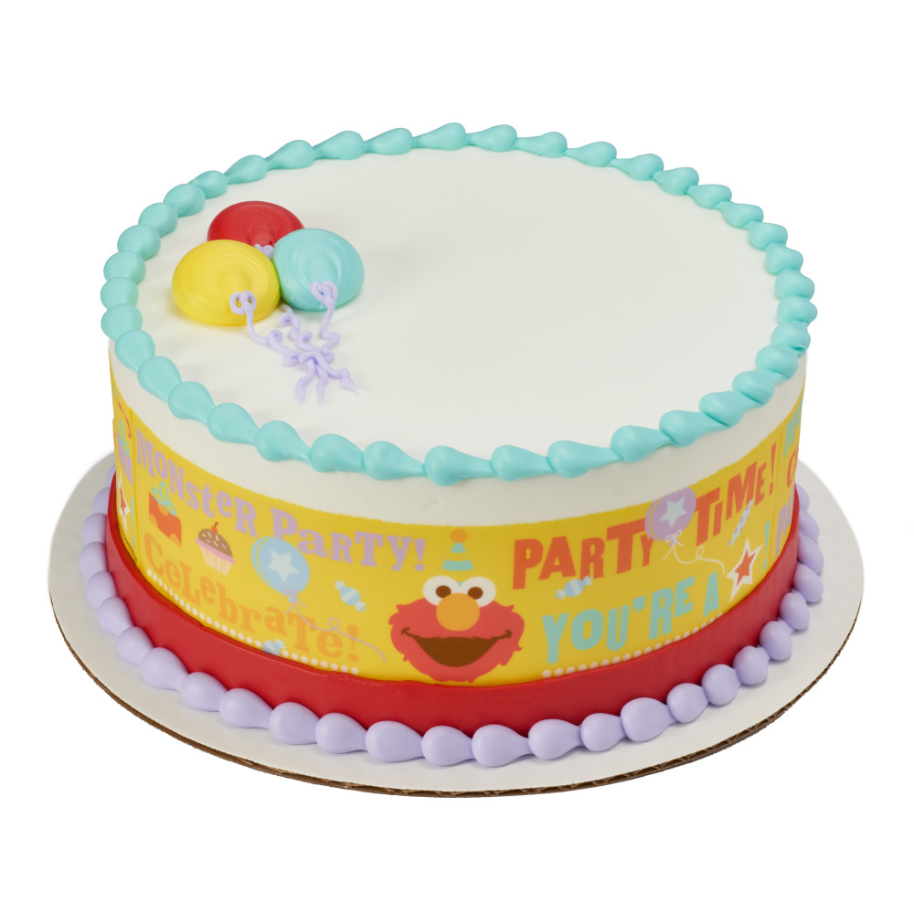 Sesame Street® Party Time