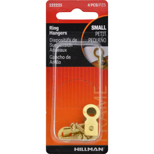 Hillman Small Picture Ring Hangers