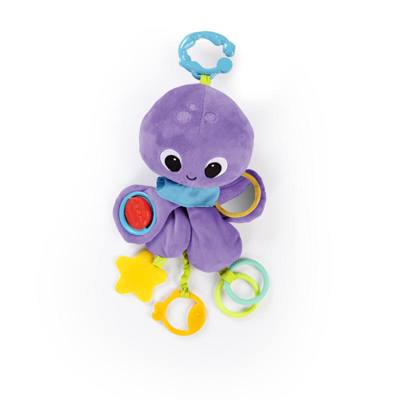 Twirly Whirly Octopus™ Easy Travel Toy