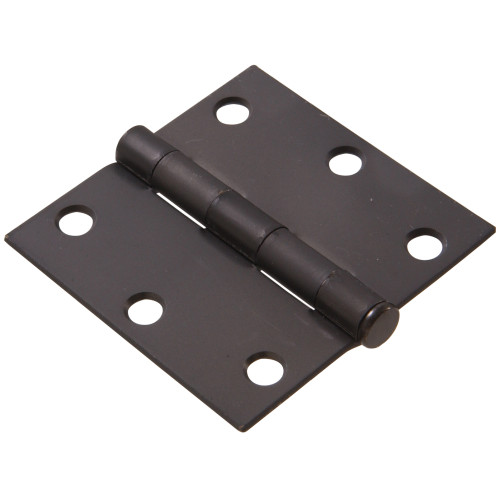 Hardware Essentials Residential Door Hinges with Removable Pin Oil Rubbed Bronze 3