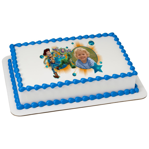 Disney/Pixar Toy Story Look Out! PhotoCake® Edible Image® Frame