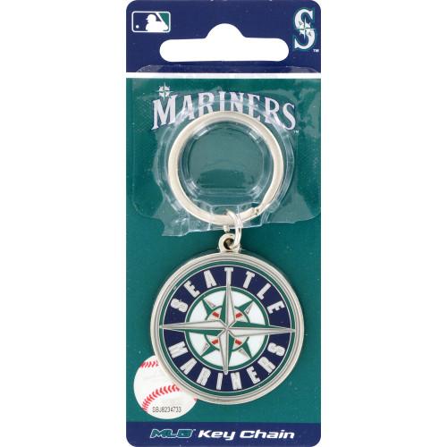 MLB Seattle Mariners Key Chain