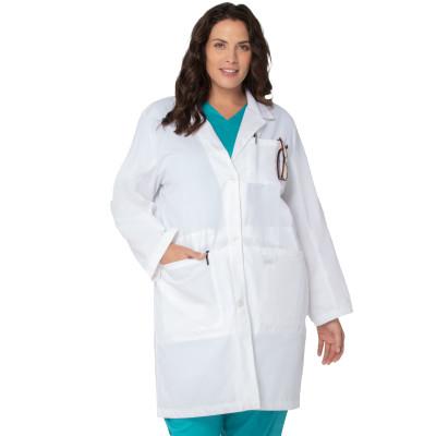 Women's Full-Length Lab Coat