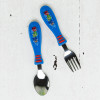 PJ Masks Kid's Flatware, Catboy, Owlette & Gekko, 4-piece set slideshow image 2