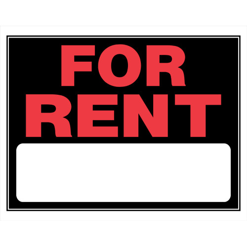 For Rent Sign (15