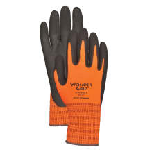 Bellingham Hi-Vis Extra Tough Nitrile Palm Glove