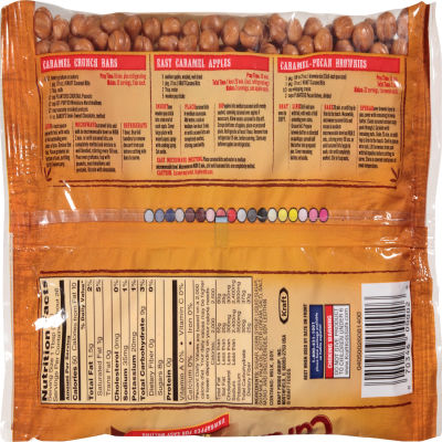 KRAFT Caramel Bits 11oz Bag