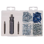Screws with Screwdriver Kit