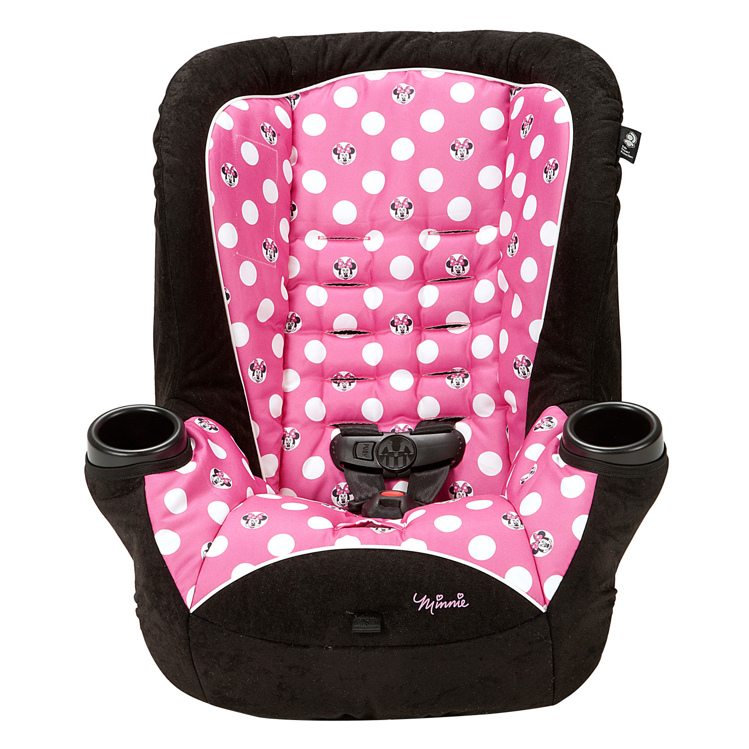 Minnie Mouseketeer Convertible Car Seat