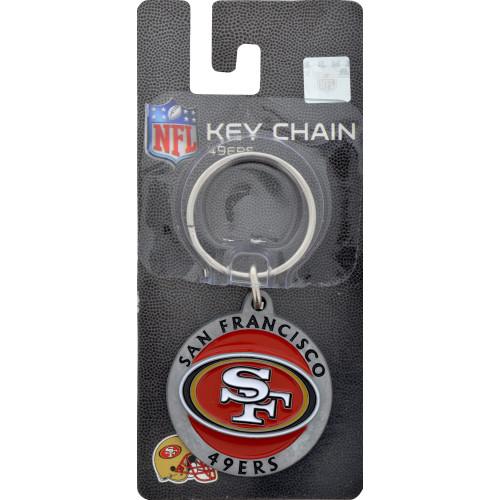 NFL San Francisco 49ers Key Chain
