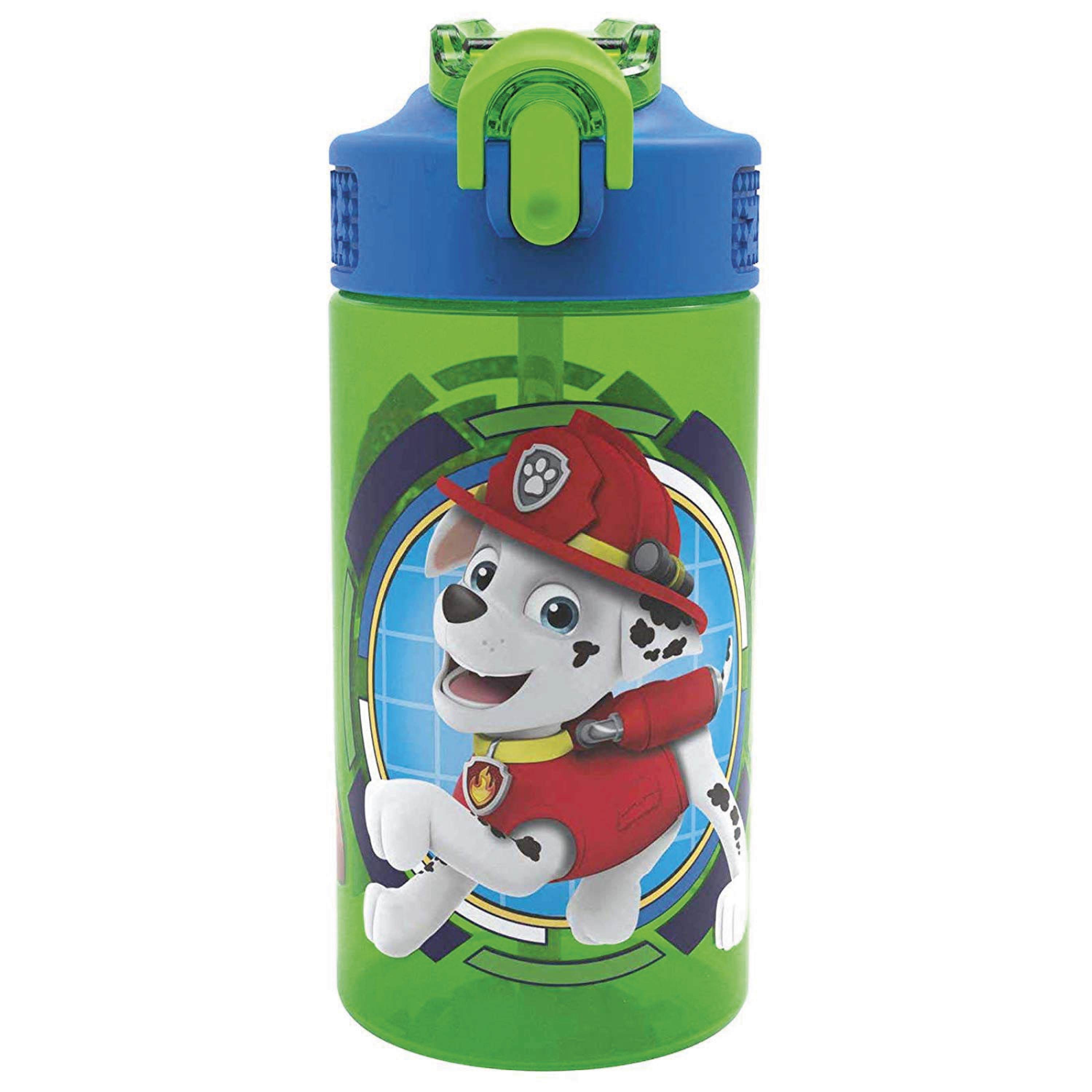 Paw Patrol 16 ounce Water Bottle, Rocky, Rubble & Chase slideshow image 1