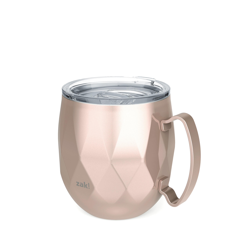 Fractal 19 ounce Mule Mug, Rose Gold slideshow image 2