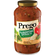 Florentine Spinach & Cheese Italian Sauce