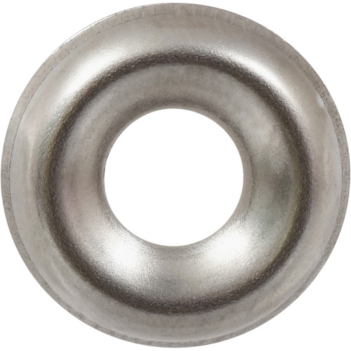 18-8 Stainless Steel Countersunk Finish Washers #6