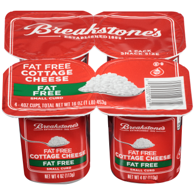 Cottage Cheese Snack Pack - Fat Free