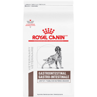 Gastrointestinal Low Fat Dry Dog Food