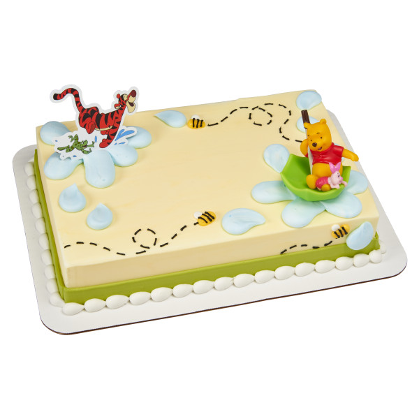 Winnie the Pooh Pooh, Piglet & Tigger Hunny Raindrops DecoSet®