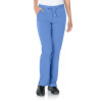 Urbane Ultimate 5 Pocket Scrub Pant for Women: Contemporary Slim Fit, Luxe Soft Stretch Fabric, 50/50 Waist, Medical Scrubs 9329-